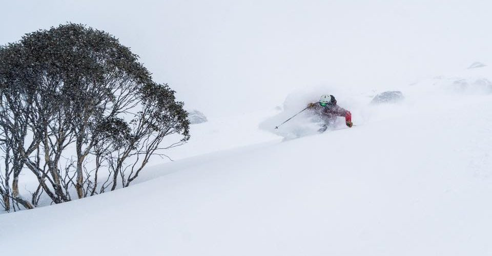 Perisher 8 aug 19 Australia Snow