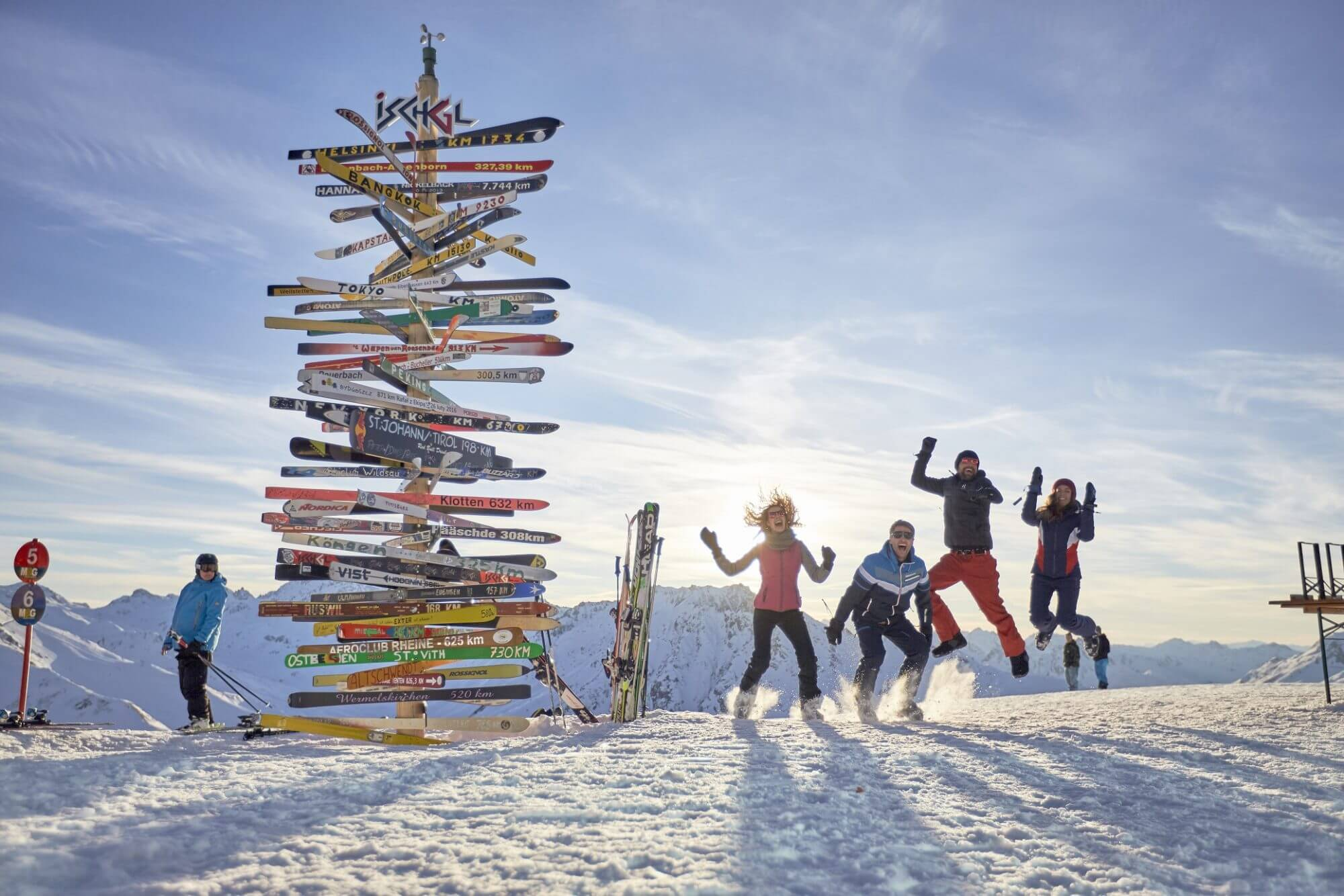 highest ski resorts in austria