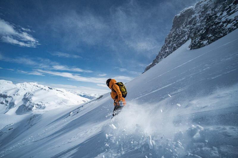 Vacances de ski en jet privé pour 1 550pp
