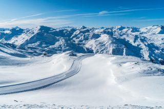 Les Menuires convenient ski resort