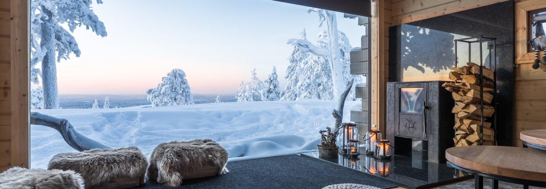 Luxury ski show